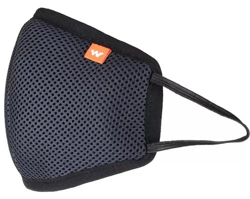 Wildcraft Hypashield W95 Reusable Outdoor Protection Face Mask - Large