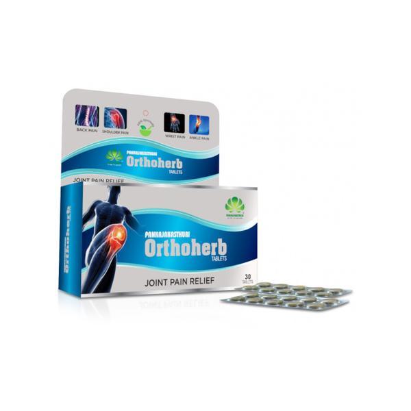 Pankajakasthuri Orthoherb Tablet 60's