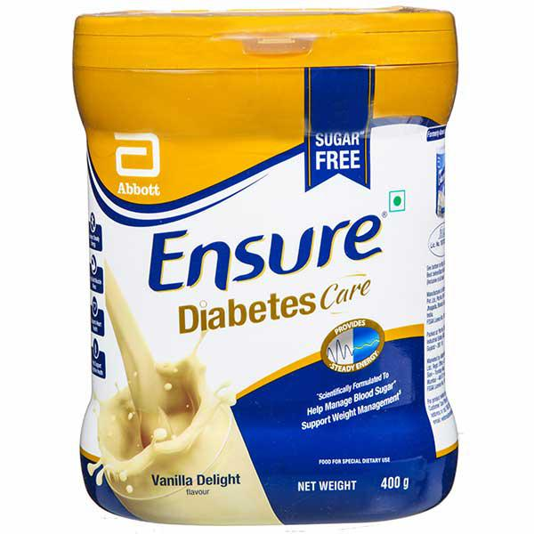 Ensure Diabetes Care Vanilla 400gm