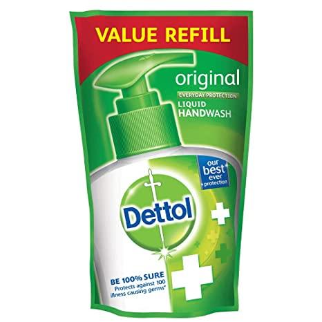 Dettol Liquid Handwash Refill - Original 750 ml