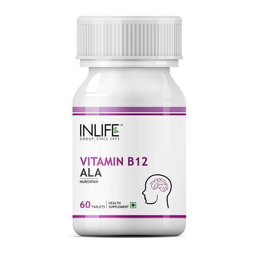 INLIFE Vitamin B12 Tablets 60's